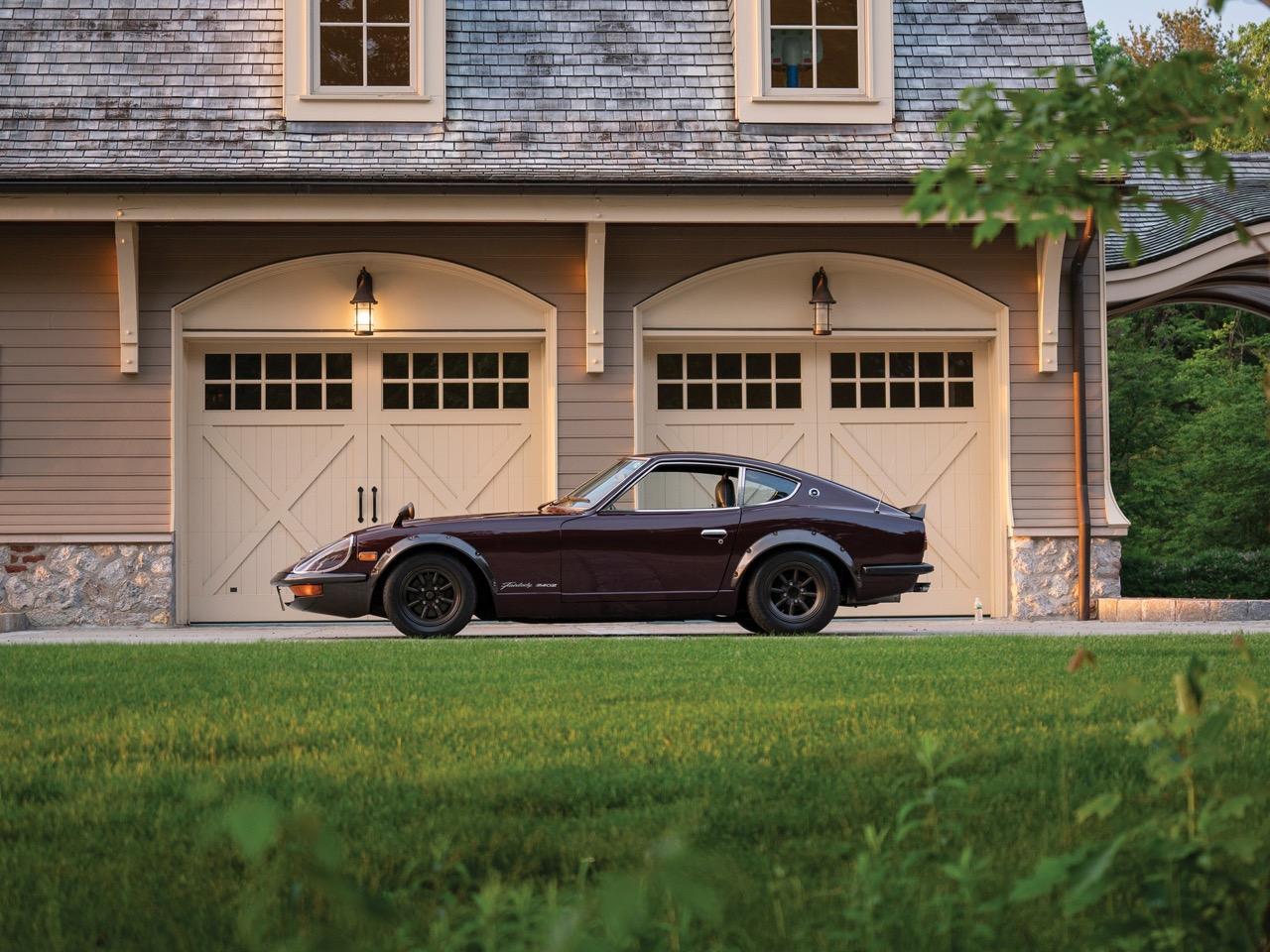 '72 Nissan Fairlady 240ZG : Un G qui change tout... 1