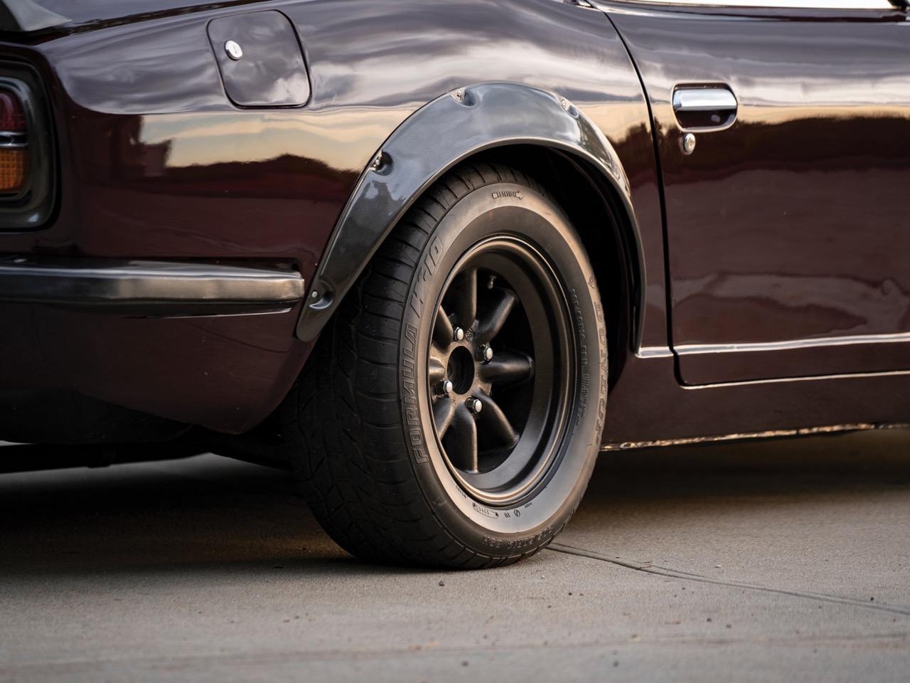 '72 Nissan Fairlady 240ZG : Un G qui change tout... 3