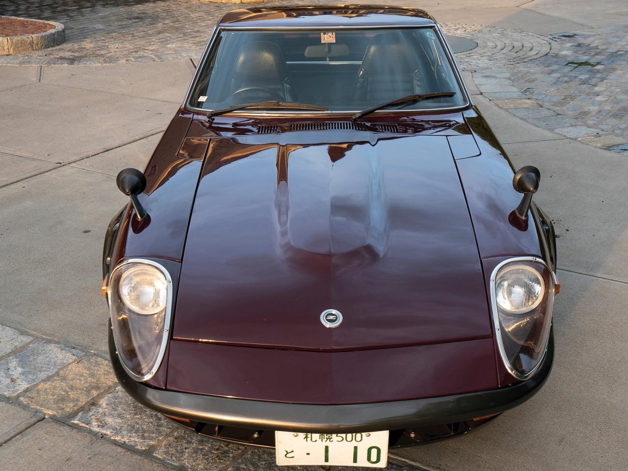 '72 Nissan Fairlady 240ZG : Un G qui change tout... 6