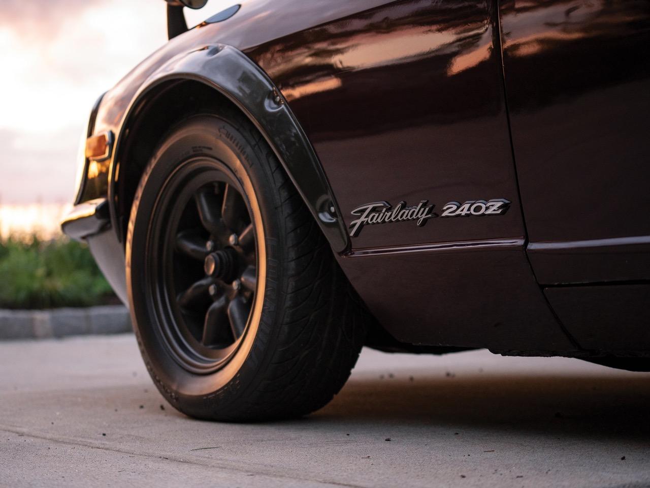 '72 Nissan Fairlady 240ZG : Un G qui change tout... 31