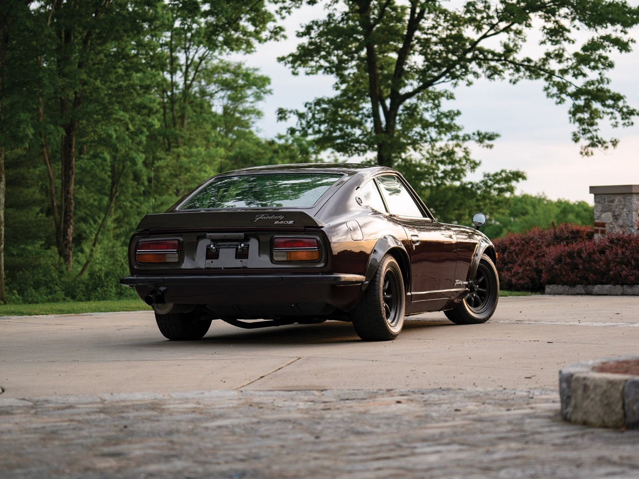 '72 Nissan Fairlady 240ZG : Un G qui change tout... 13
