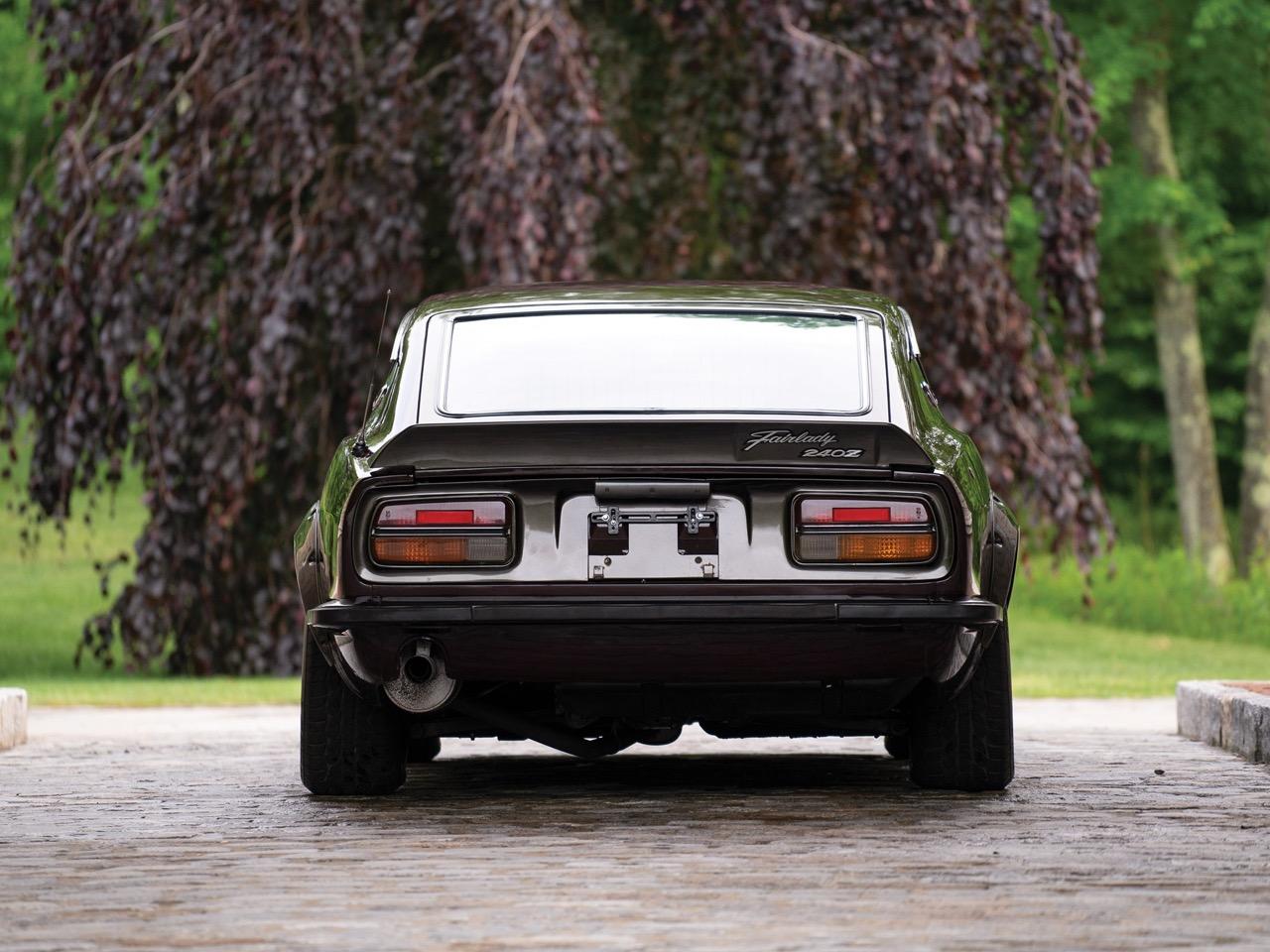 '72 Nissan Fairlady 240ZG : Un G qui change tout... 23