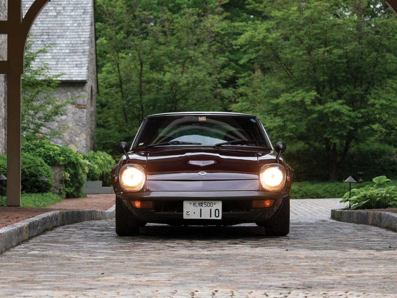 '72 Nissan Fairlady 240ZG : Un G qui change tout... 46