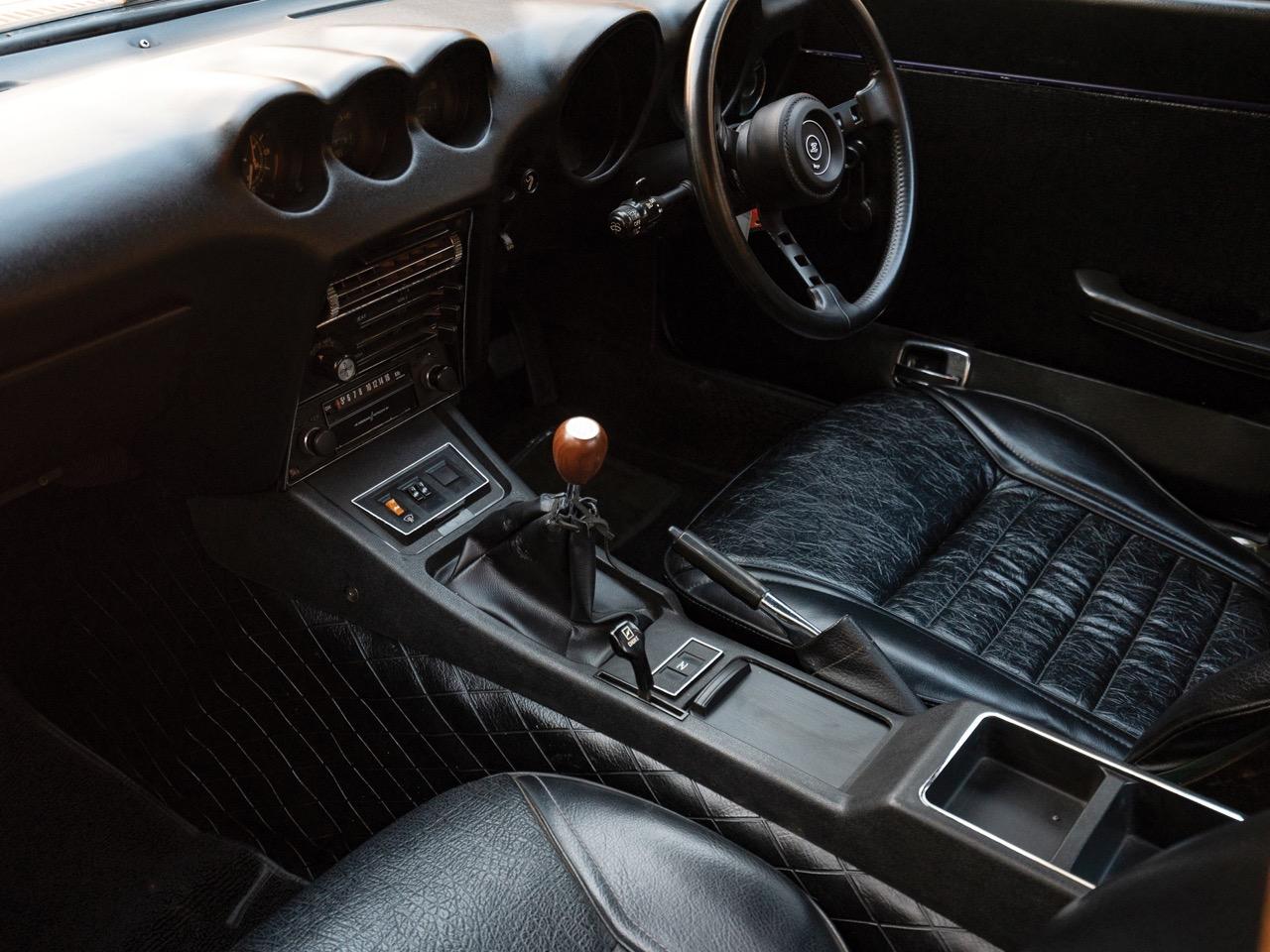 '72 Nissan Fairlady 240ZG : Un G qui change tout... 21