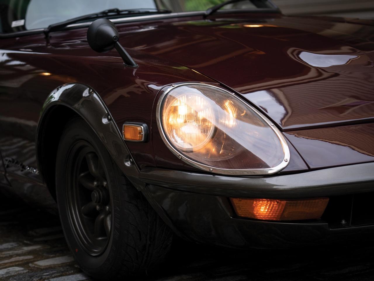 '72 Nissan Fairlady 240ZG : Un G qui change tout... 2