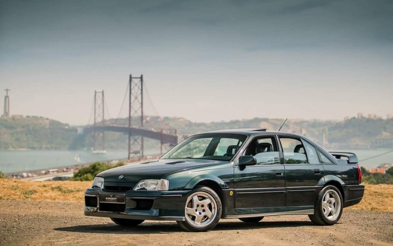 Opel Omega Lotus - Le monstre des 90's ! 39