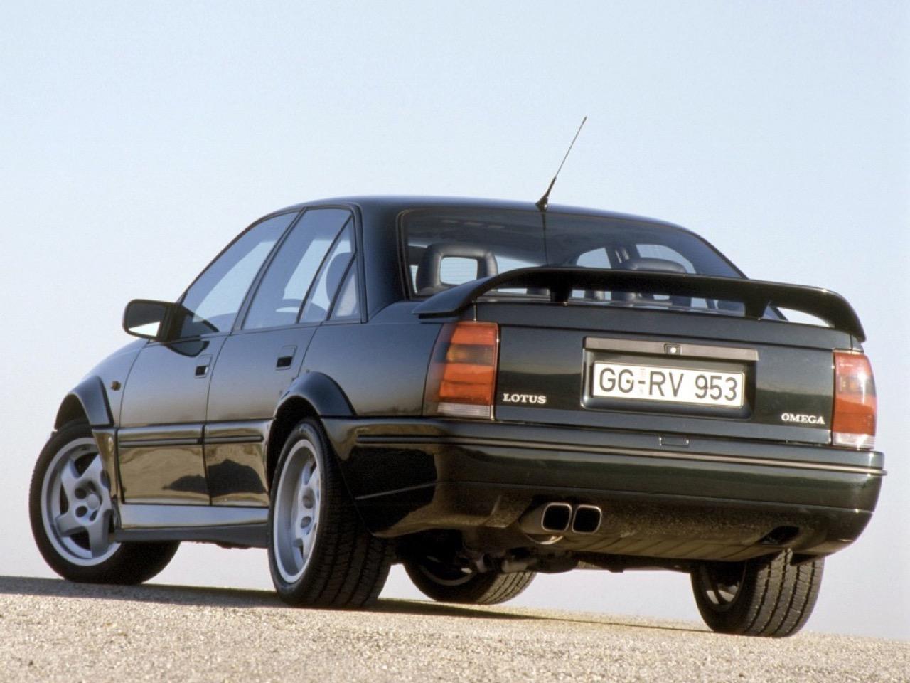 Opel Omega Lotus - Le monstre des 90's ! 41