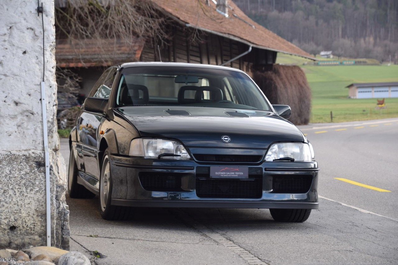 Opel Omega Lotus - Le monstre des 90's ! 43
