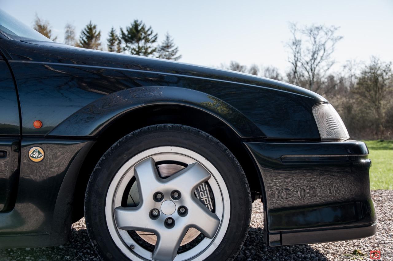 Opel Omega Lotus - Le monstre des 90's ! 47