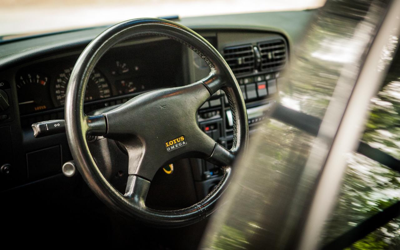 Opel Omega Lotus - Le monstre des 90's ! 52