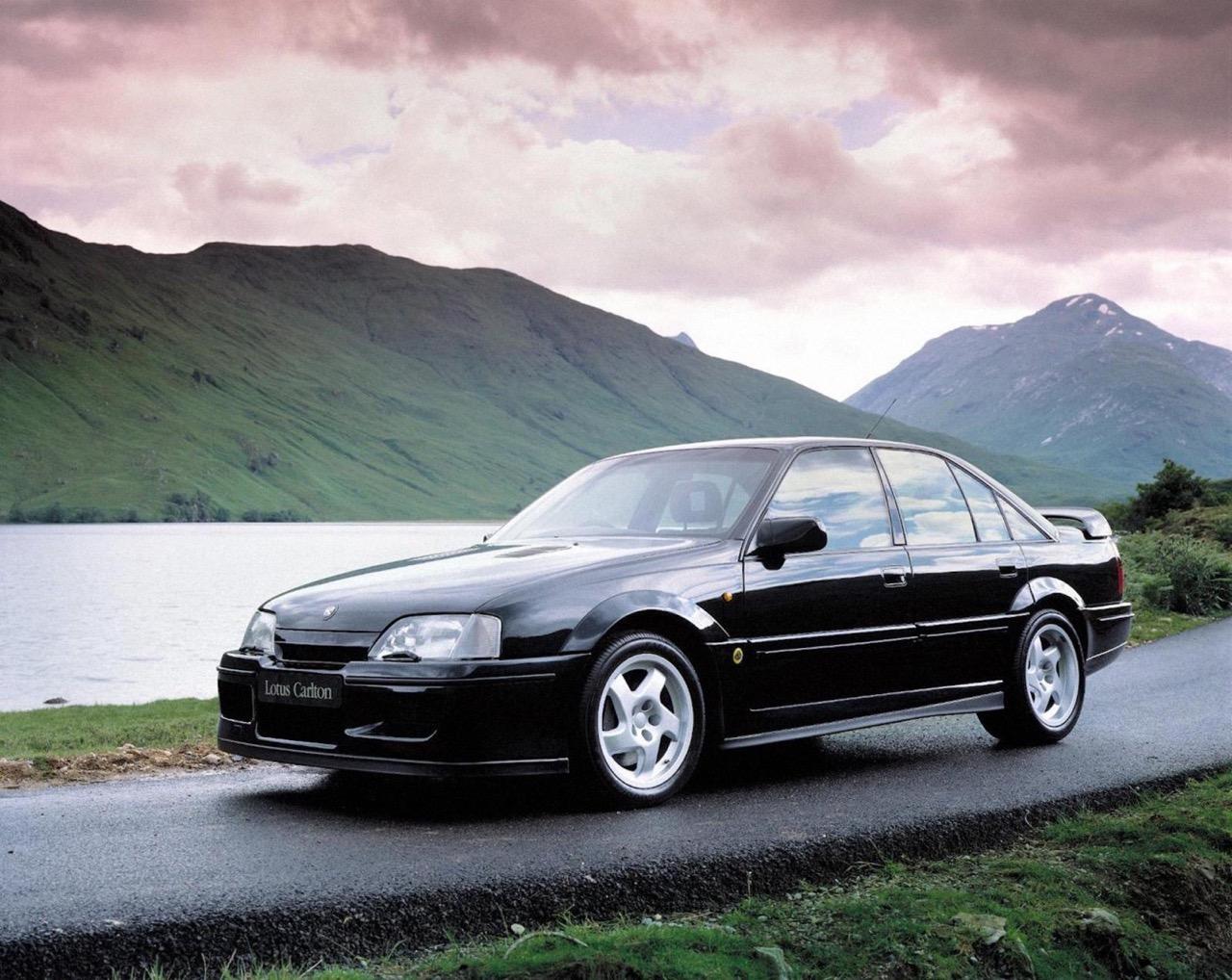 Opel Omega Lotus - Le monstre des 90's ! 50