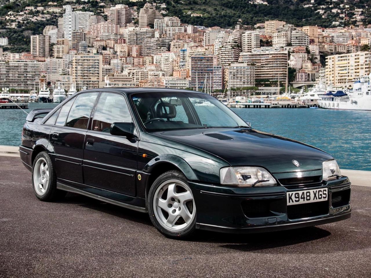 Opel Omega Lotus - Le monstre des 90's ! 55