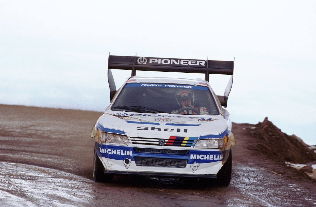 Peugeot 405 T16 Pikes Peak - Show à Goodwood... 23
