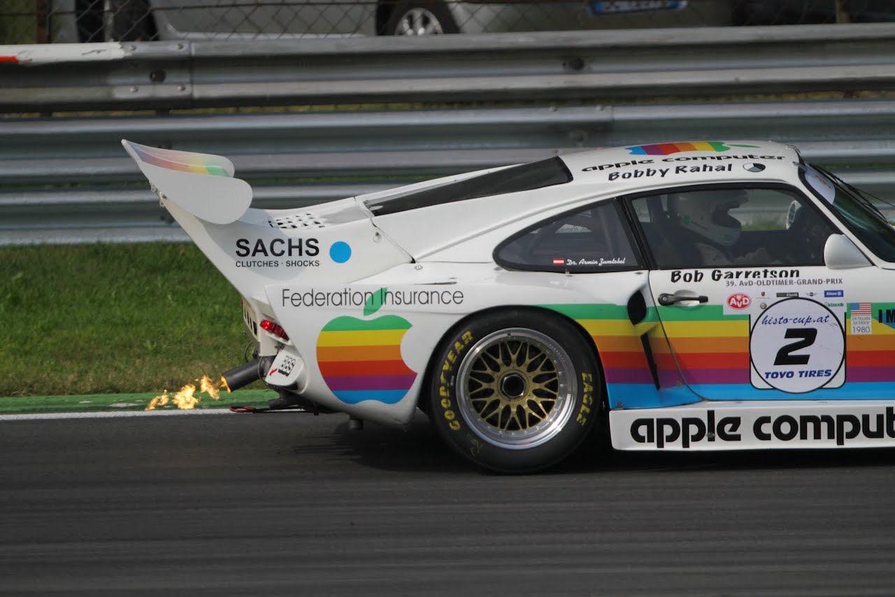 Porsche 934 et Porsche 935 - Ca pète le feu ! 17