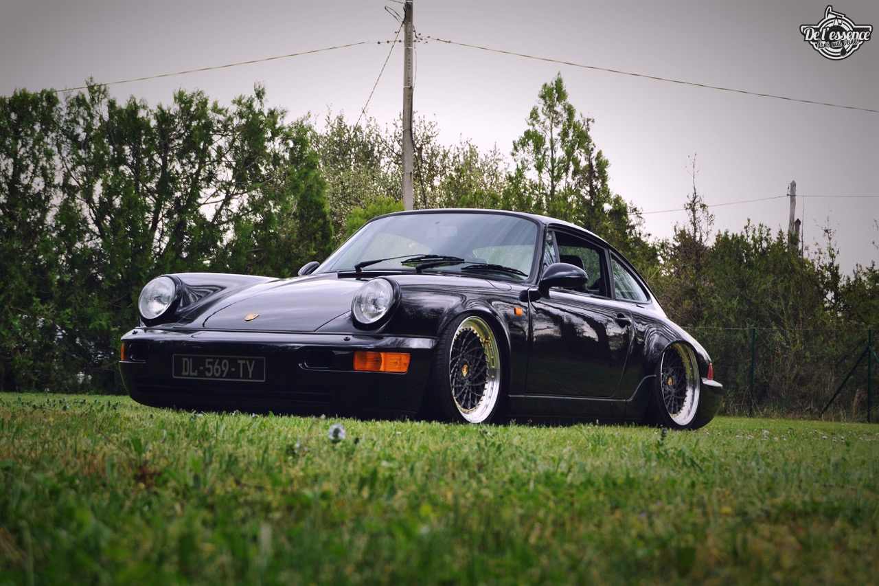 Slammed Porsche 964 C4... Olivier's cruiser ! 46