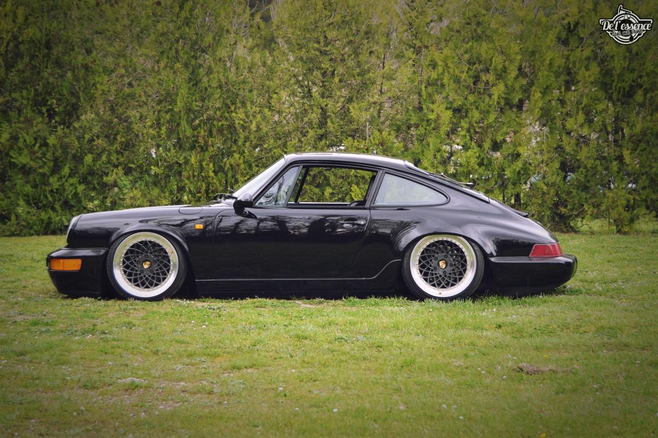 Slammed Porsche 964 C4... Olivier's cruiser ! 48