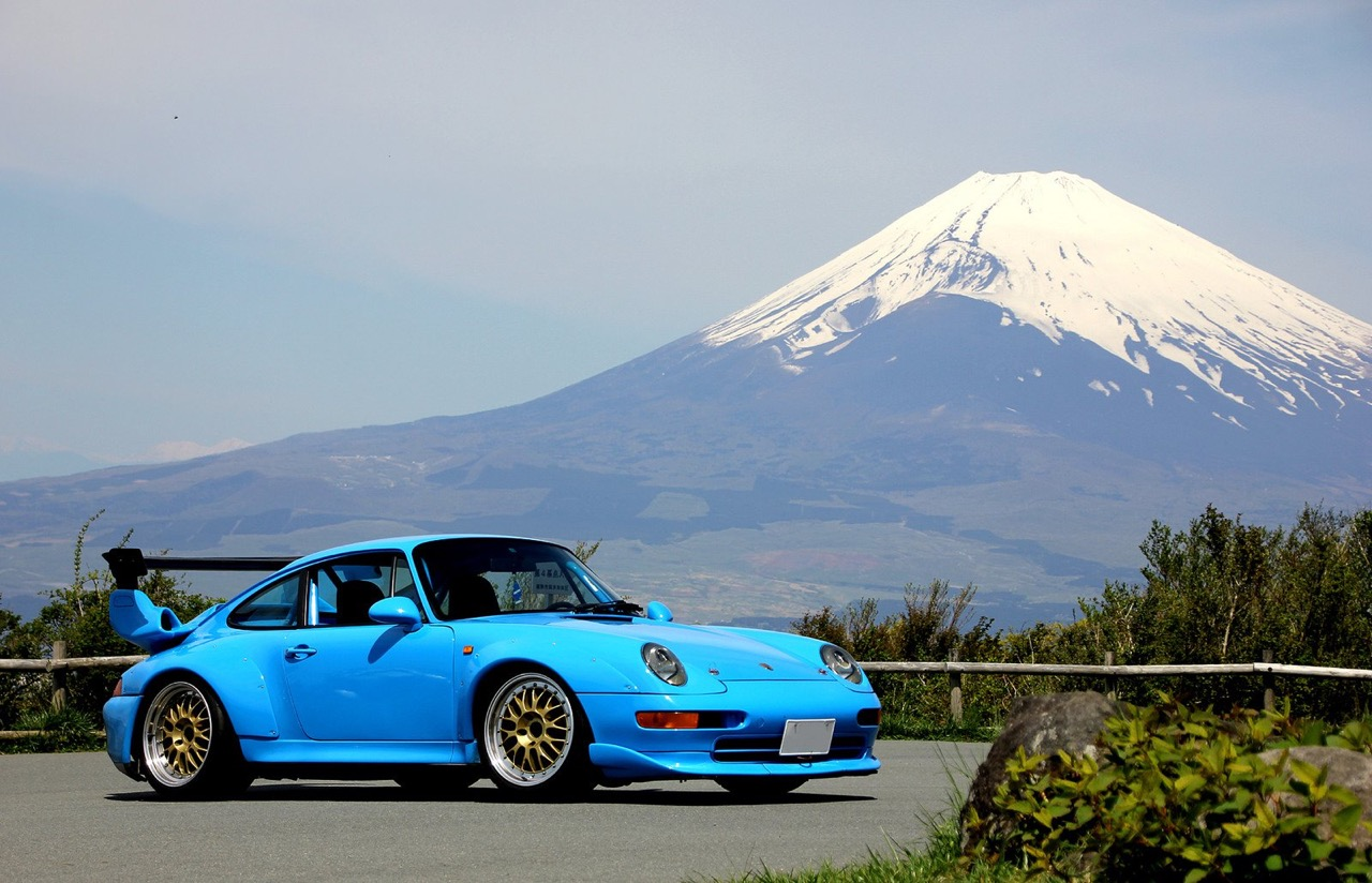 Porsche 993 GT2 Evo... Made in course ! 4