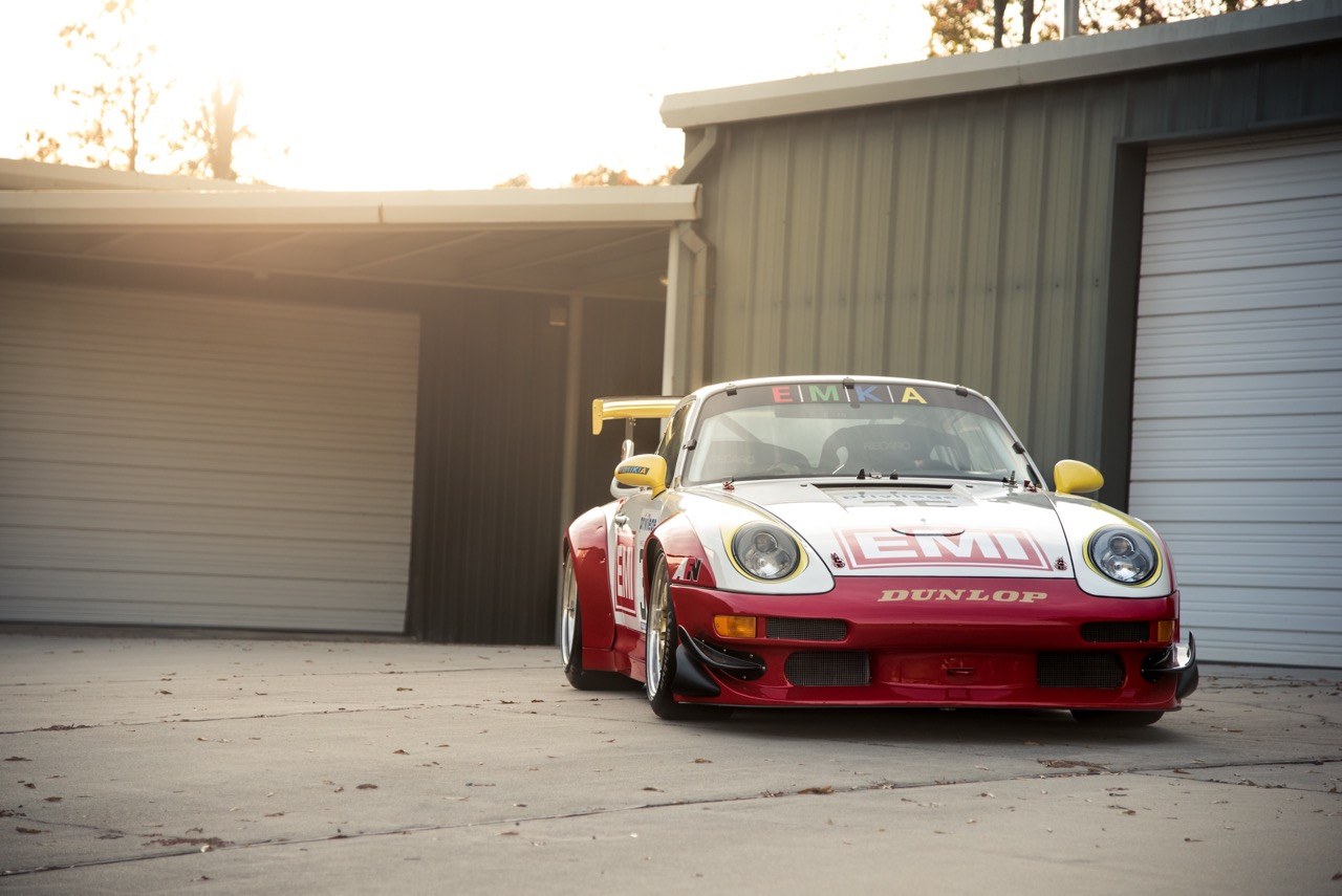 Porsche 993 GT2 Evo... Made in course ! 3