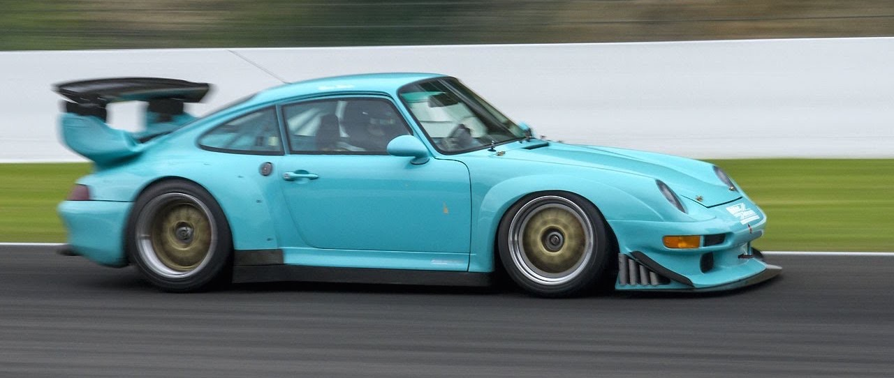 Porsche 993 GT2 Evo... Made in course ! 2