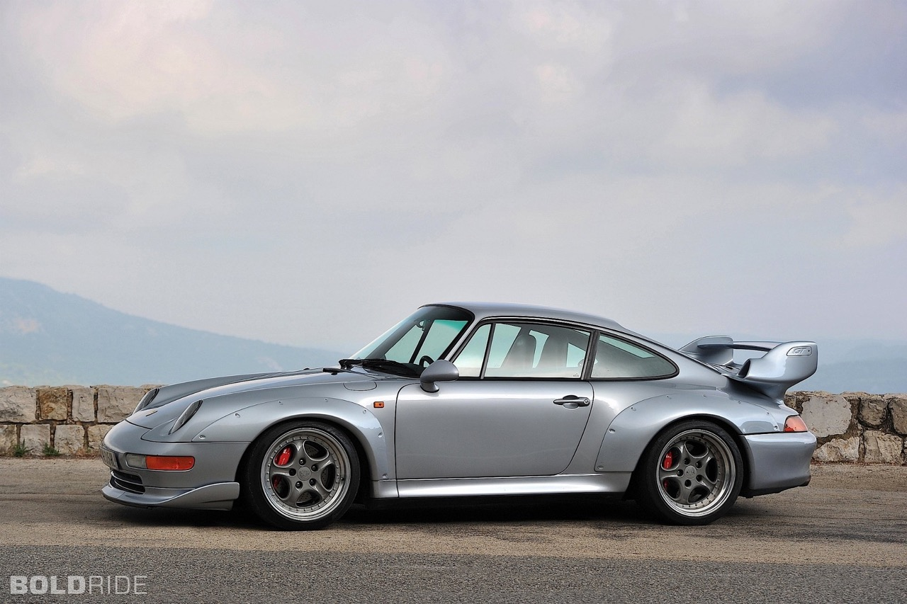 Porsche 993 GT2 Evo... Made in course ! 7