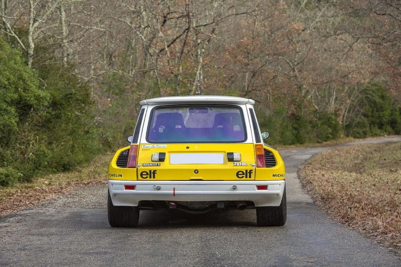 Hillclimb Monster : R5 Turbo Tour de Corse - Mythique 5