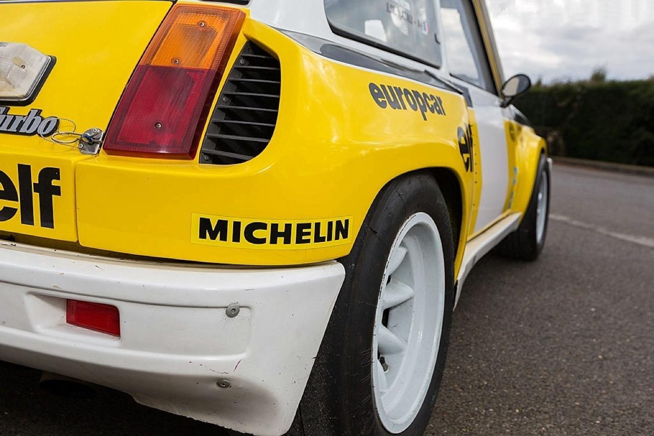 Hillclimb Monster : R5 Turbo Tour de Corse - Mythique 1