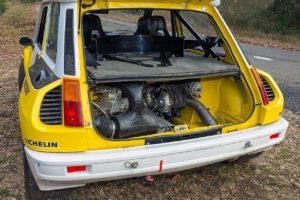 Hillclimb Monster : R5 Turbo Tour de Corse - Mythique 8