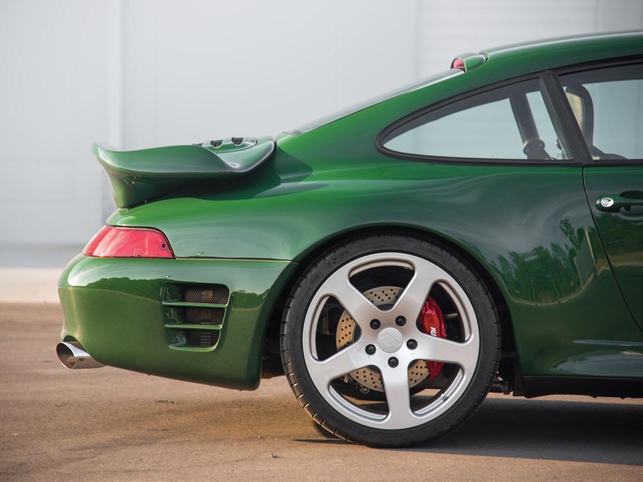 Ruf Turbo R Limited... 20 ans et encore plus méchante ! 34