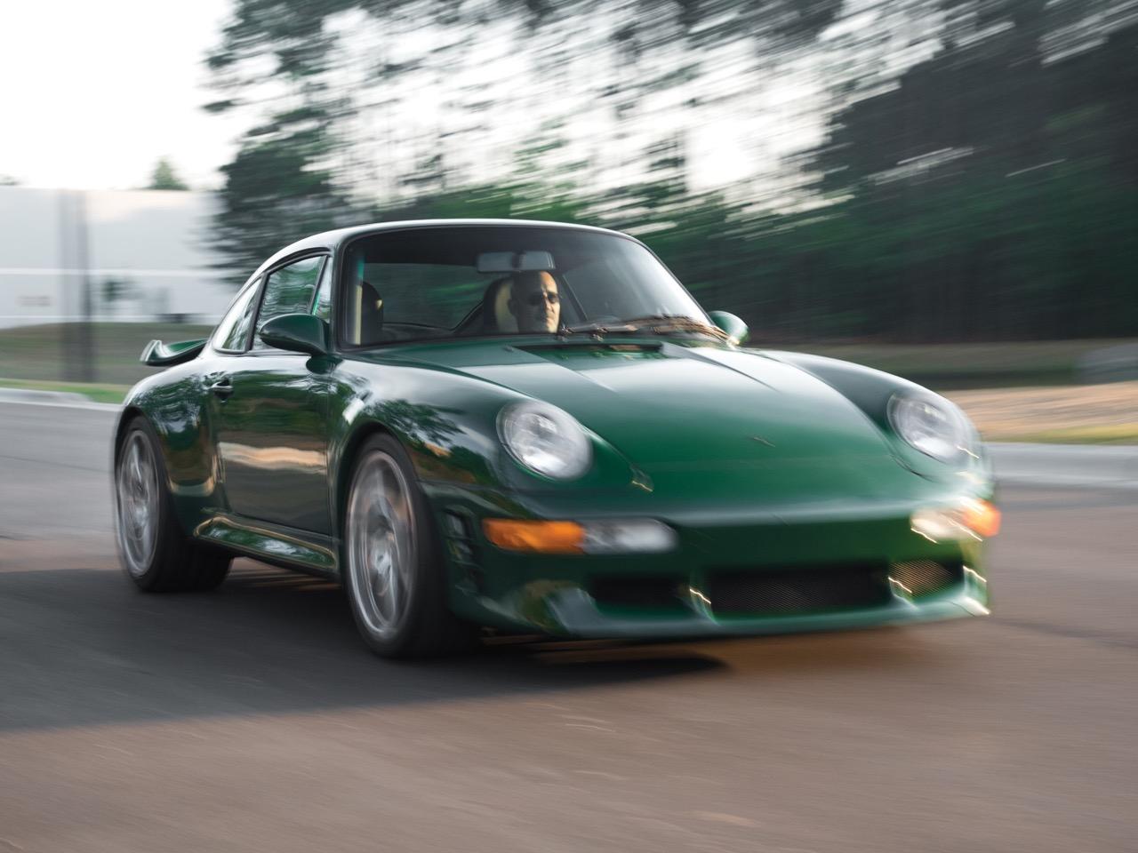 Ruf Turbo R Limited... 20 ans et encore plus méchante ! 39