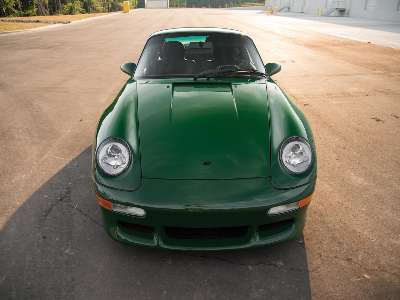 Ruf Turbo R Limited... 20 ans et encore plus méchante ! 37