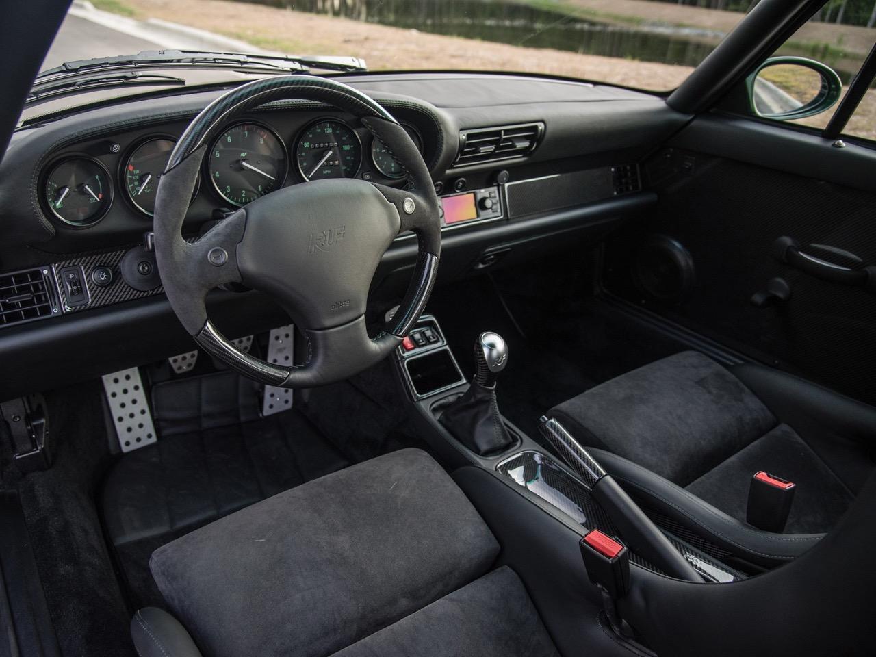 Ruf Turbo R Limited... 20 ans et encore plus méchante ! 38