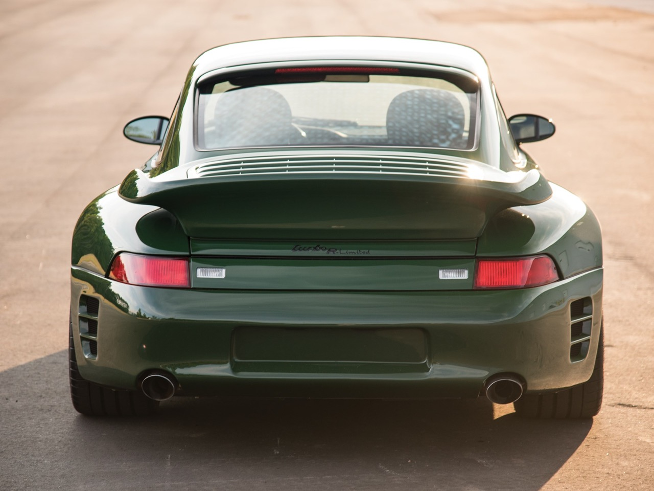 Ruf Turbo R Limited... 20 ans et encore plus méchante ! 35