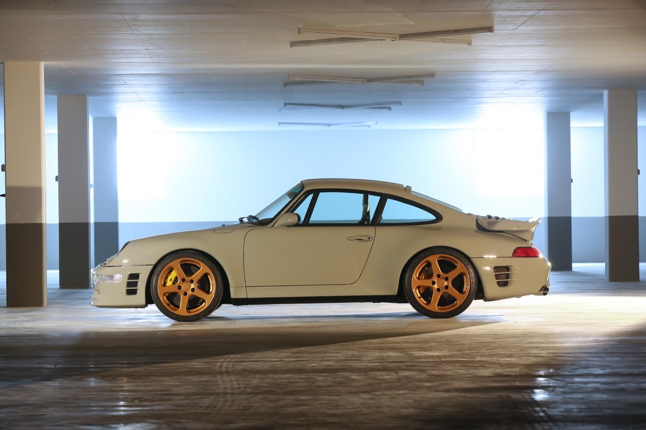 Ruf Turbo R Limited... 20 ans et encore plus méchante ! 29