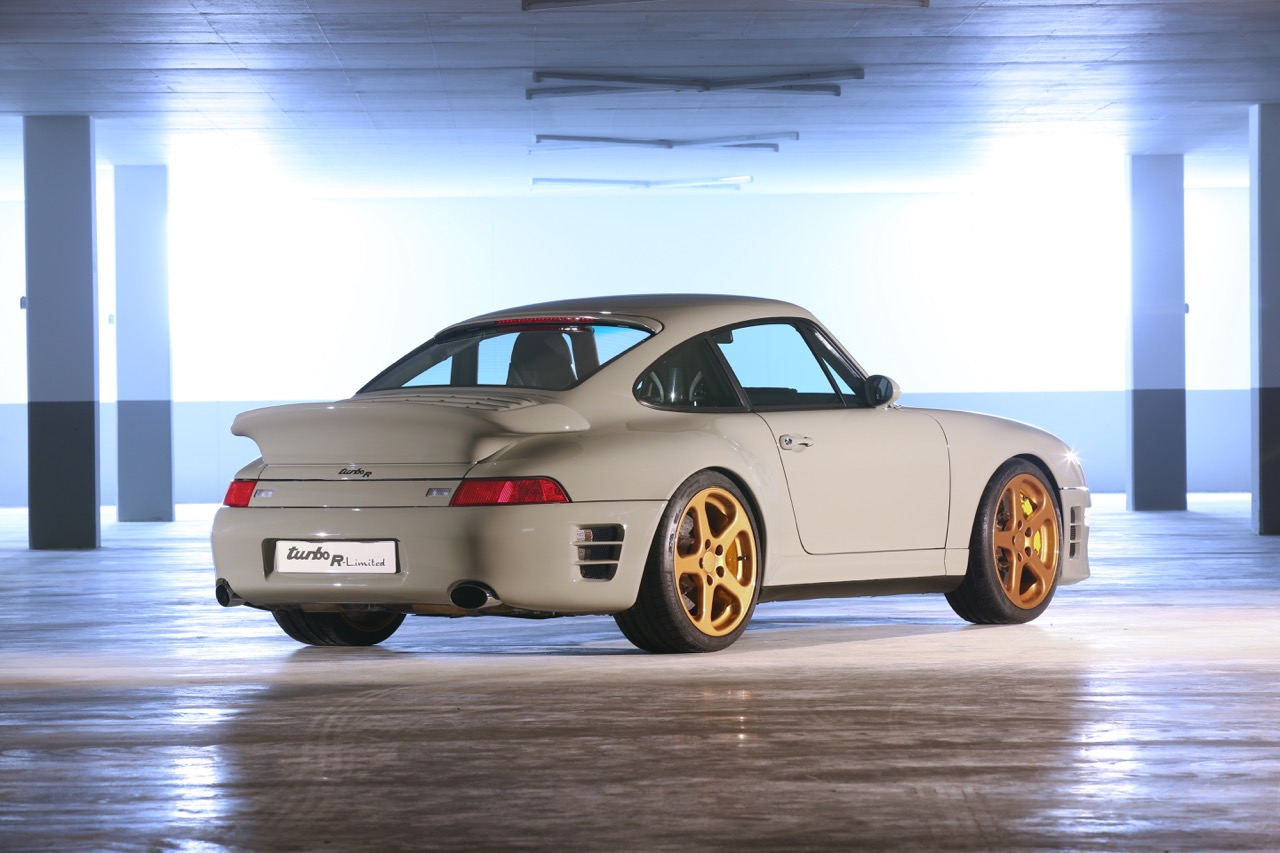 Ruf Turbo R Limited... 20 ans et encore plus méchante ! 41