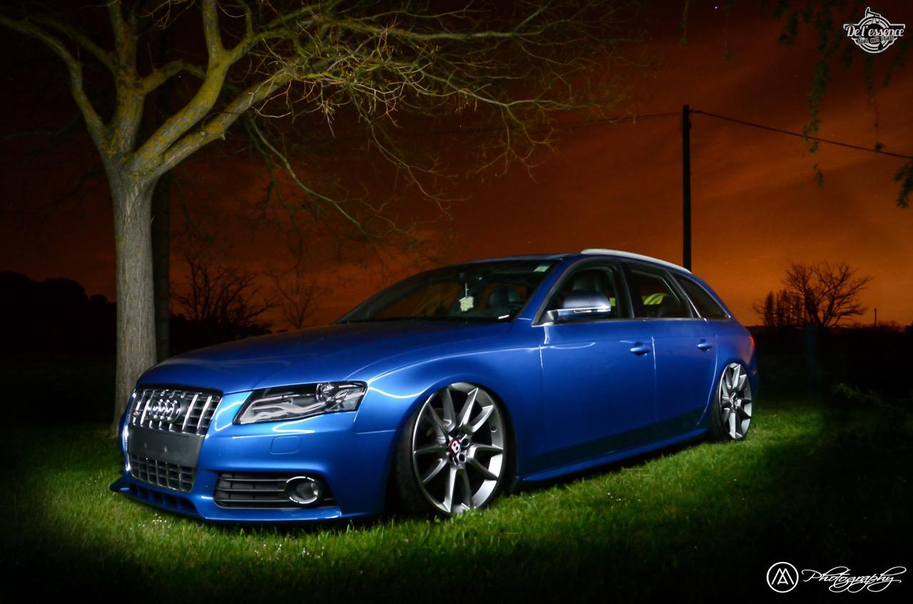 Spring Event #5 : Slammed Audi A4 Avant - D'la Bentley pour Samuel ! 60