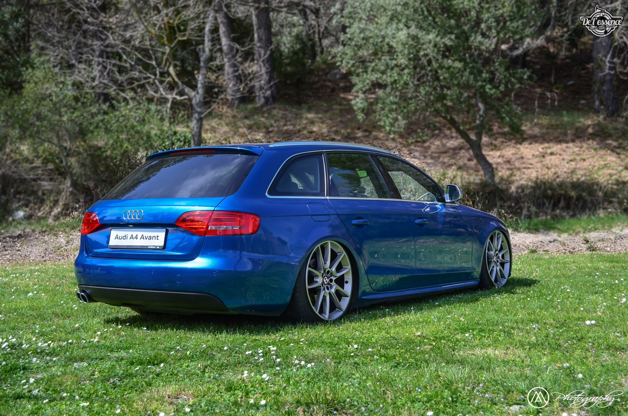Spring Event #5 : Slammed Audi A4 Avant - D'la Bentley pour Samuel ! 59