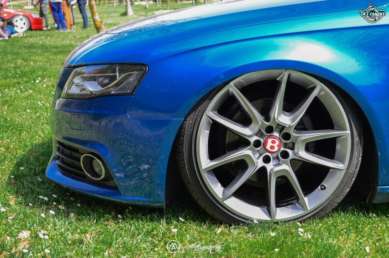 Spring Event #5 : Slammed Audi A4 Avant - D'la Bentley pour Samuel ! 57