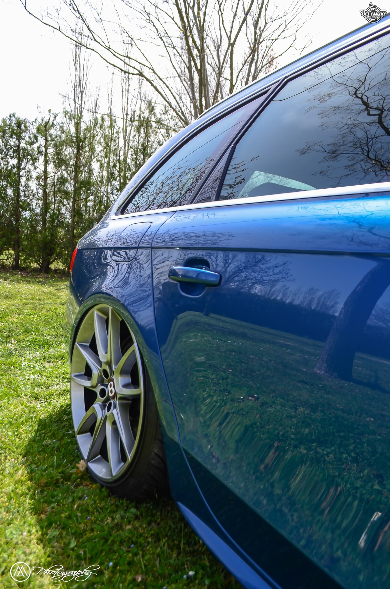 Spring Event #5 : Slammed Audi A4 Avant - D'la Bentley pour Samuel ! 56