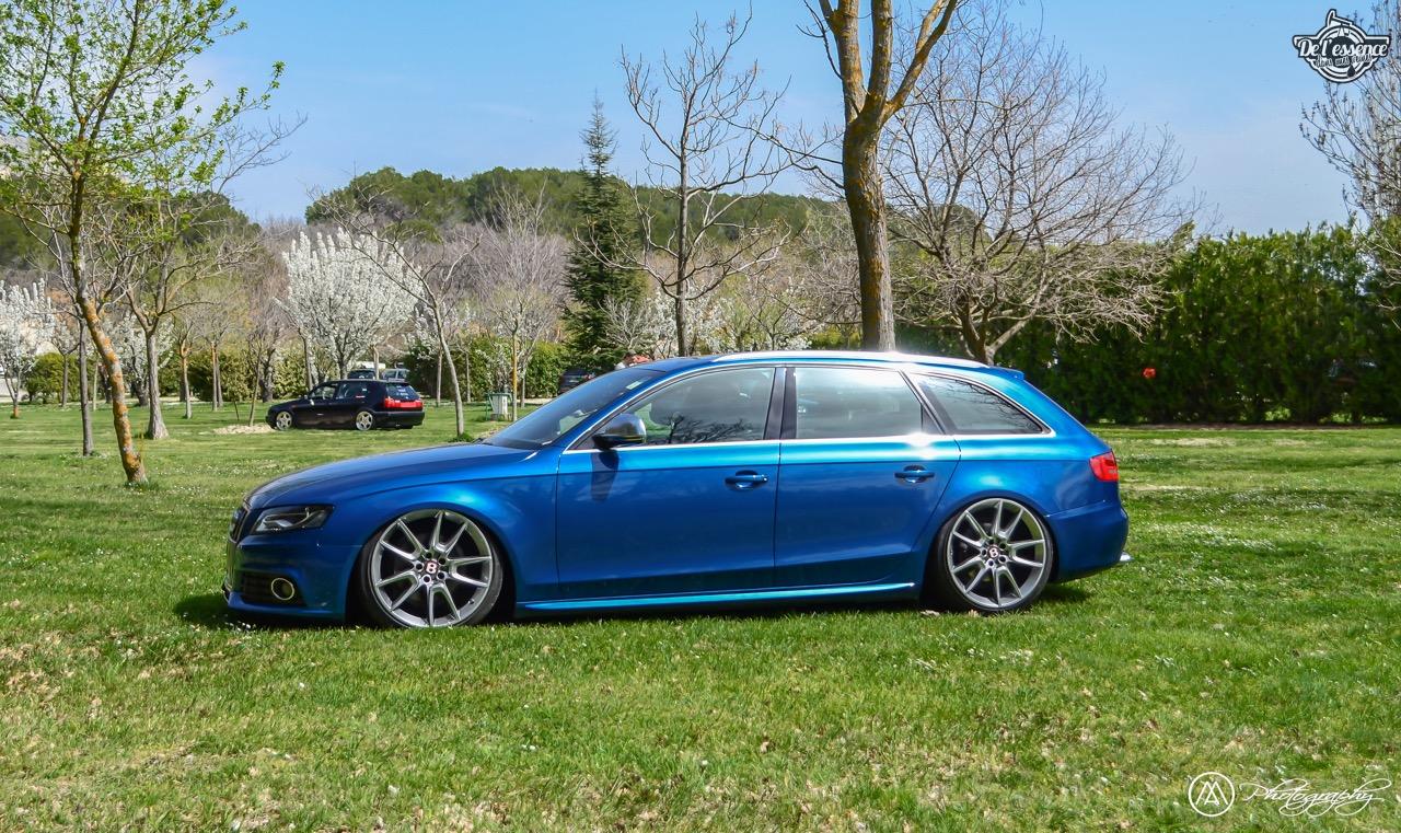 Spring Event #5 : Slammed Audi A4 Avant - D'la Bentley pour Samuel ! 53