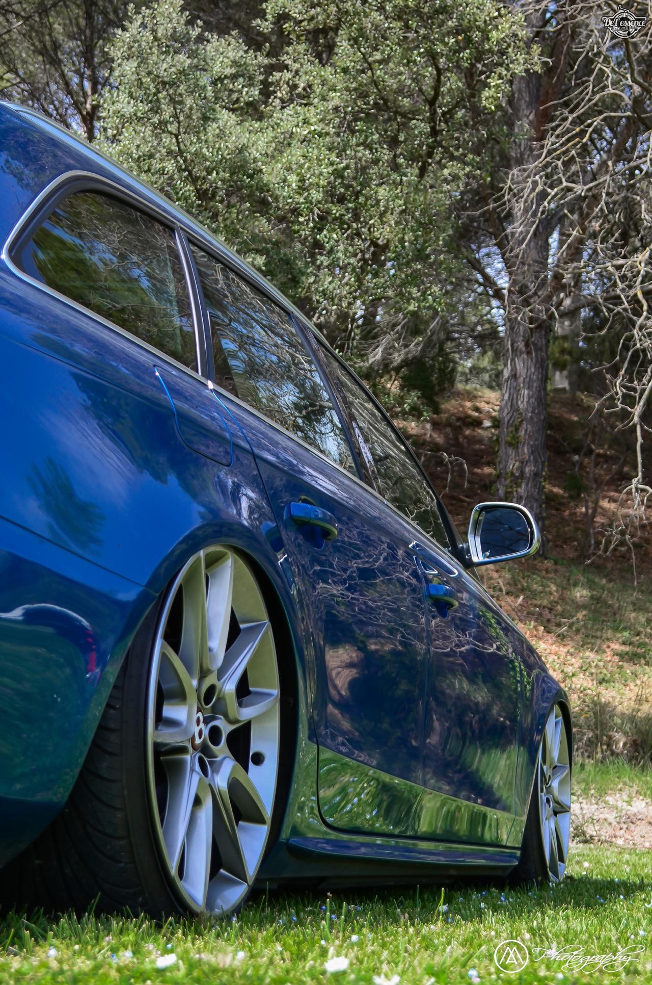 Spring Event #5 : Slammed Audi A4 Avant - D'la Bentley pour Samuel ! 52