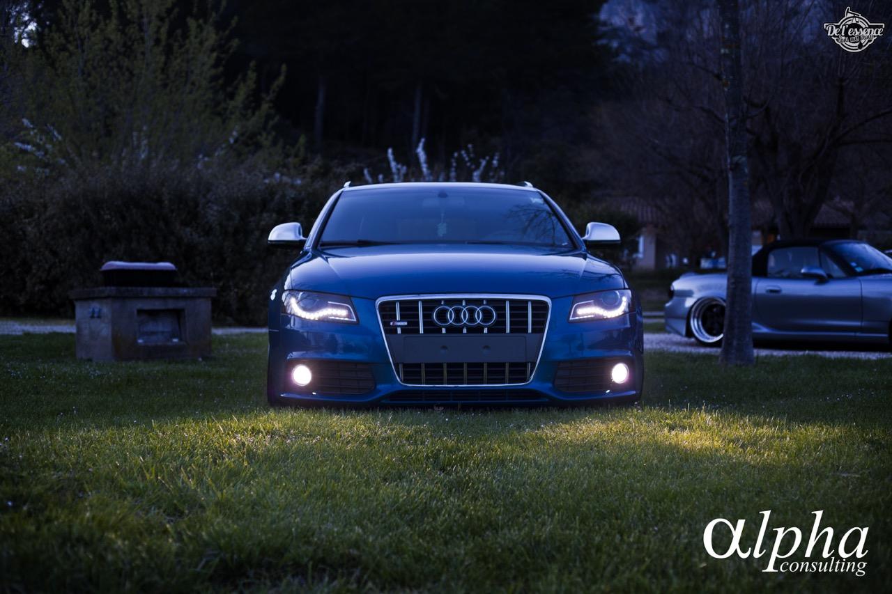Spring Event #5 : Slammed Audi A4 Avant - D'la Bentley pour Samuel ! 47