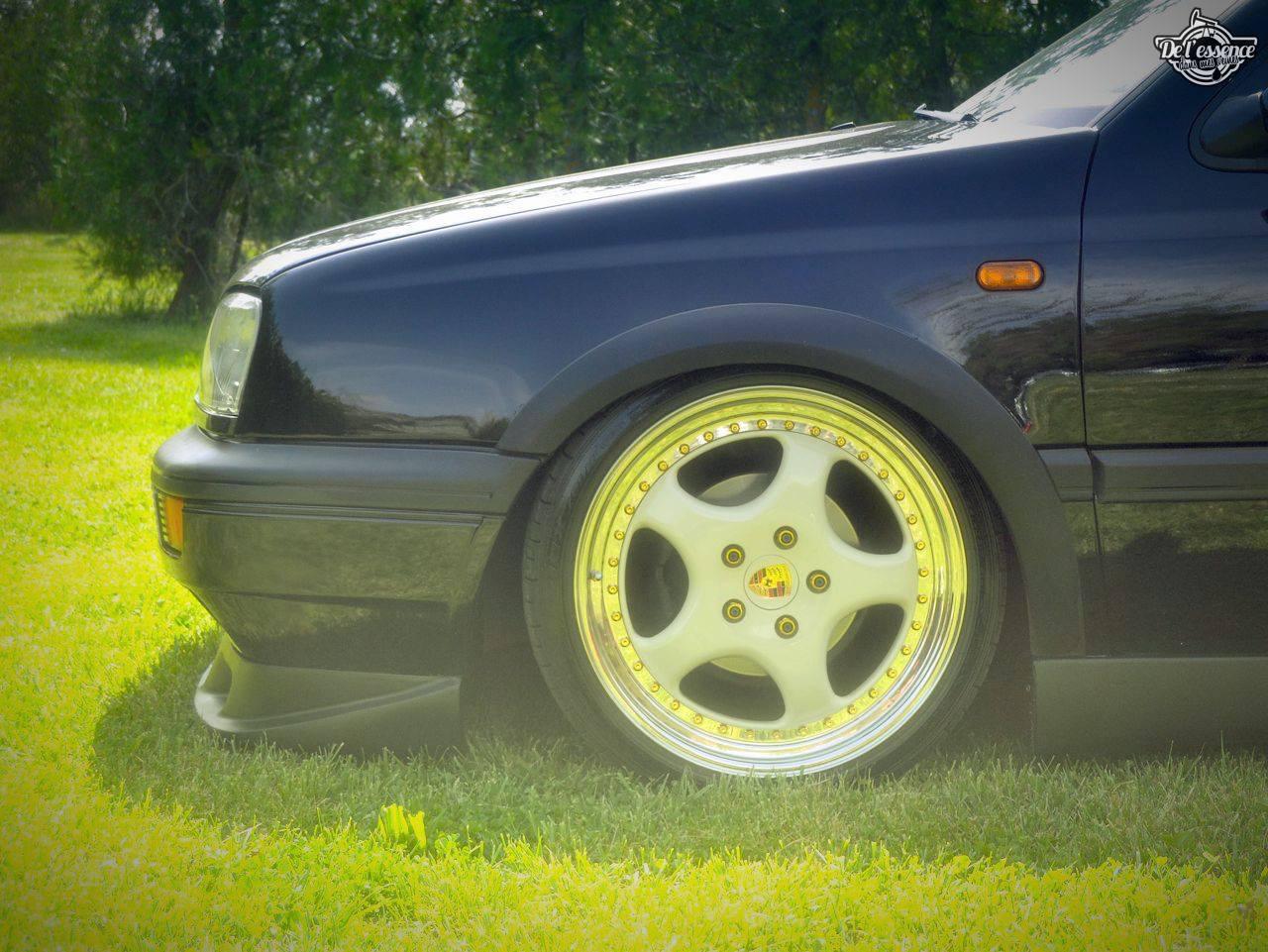 La Golf III de Quentin... Plus c'est simple, plus ça fonctionne ! 23