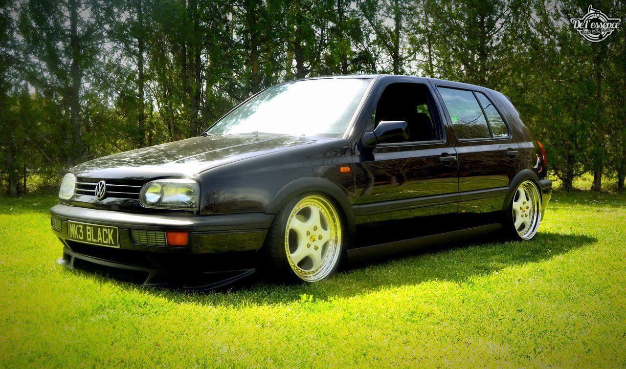 La Golf III de Quentin... Plus c'est simple, plus ça fonctionne ! 25