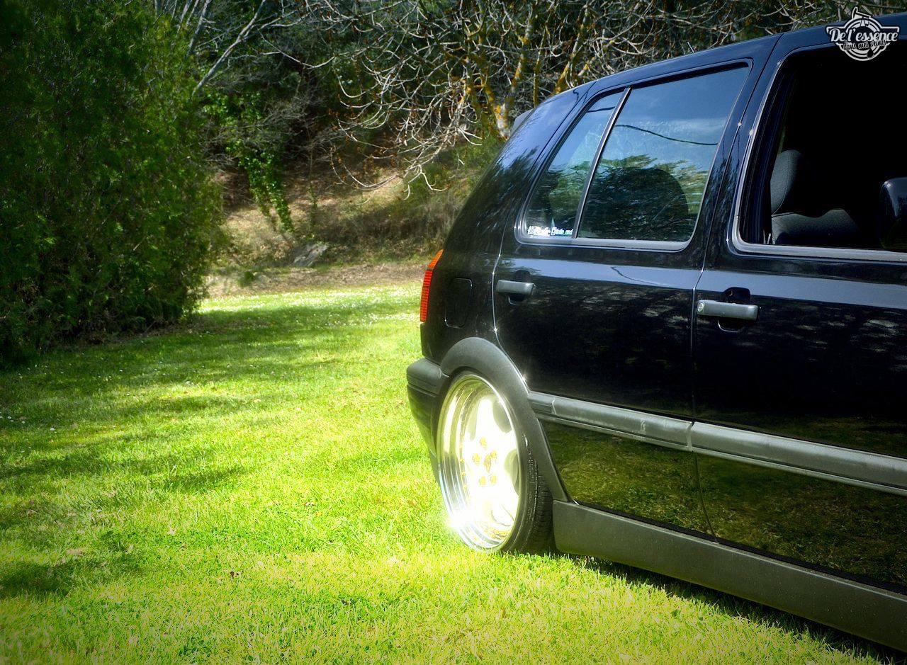 La Golf III de Quentin... Plus c'est simple, plus ça fonctionne ! 28