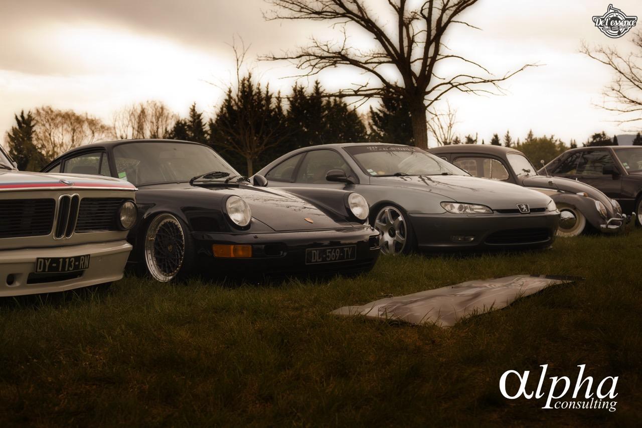 Slammed Porsche 964 C4... Olivier's cruiser ! 65