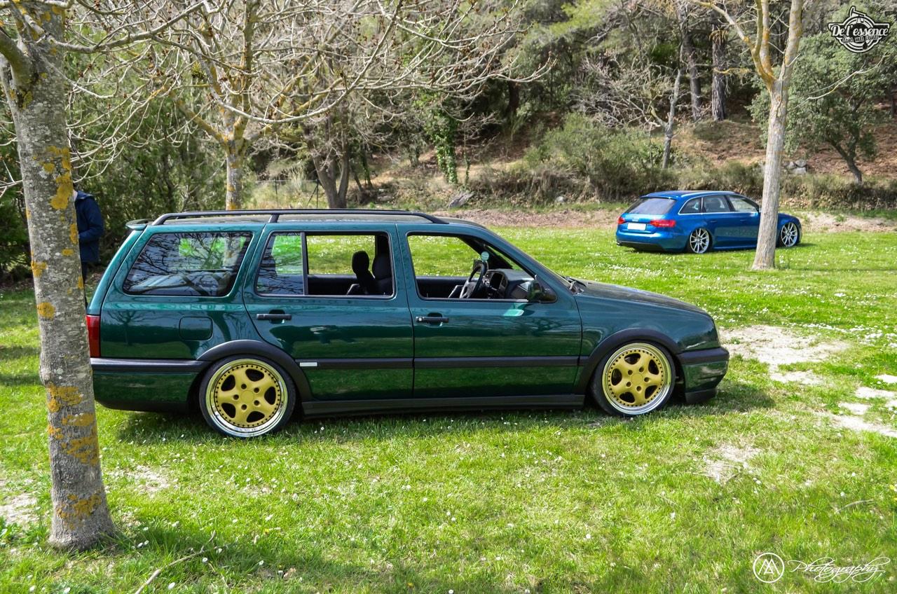 Spring Event #5 : VW Golf III Variant de Thomas - La vie en vert ! 62
