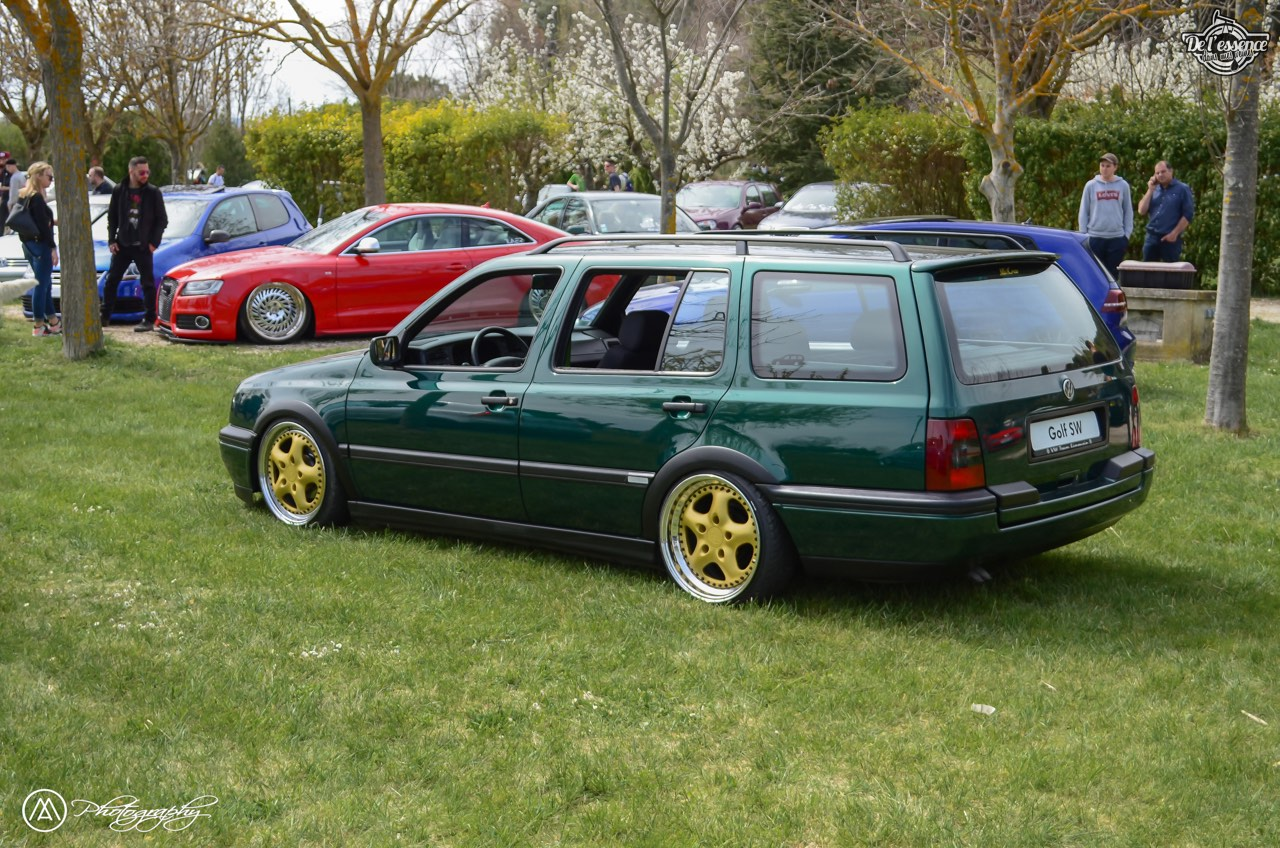 Spring Event #5 : VW Golf III Variant de Thomas - La vie en vert ! 64