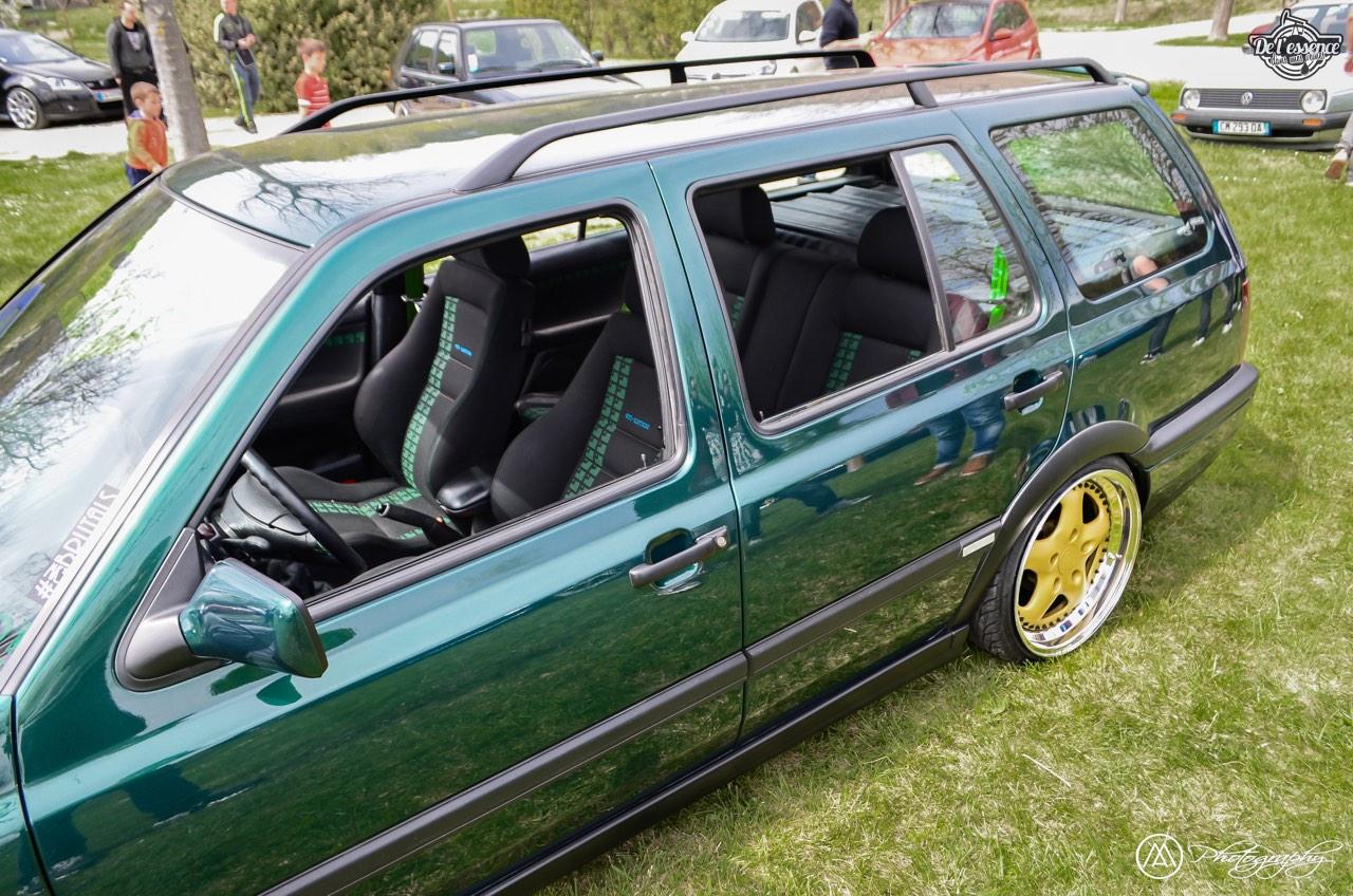 Spring Event #5 : VW Golf III Variant de Thomas - La vie en vert ! 67