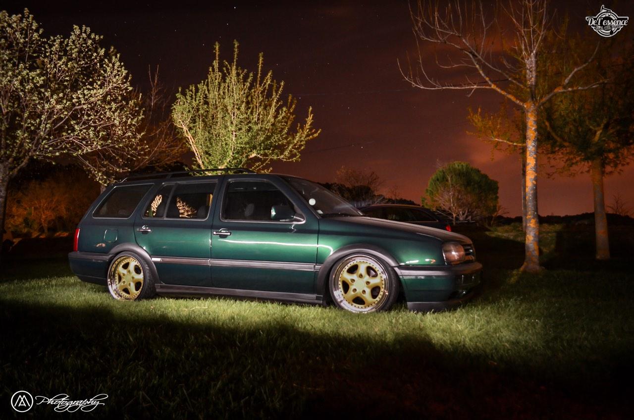 Spring Event #5 : VW Golf III Variant de Thomas - La vie en vert ! 68
