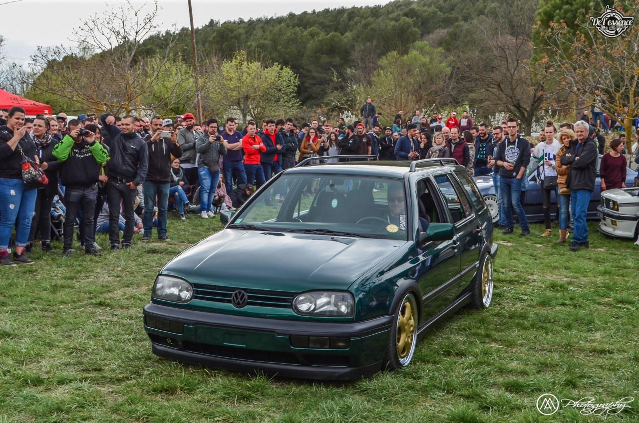 Spring Event #5 : VW Golf III Variant de Thomas - La vie en vert ! 72